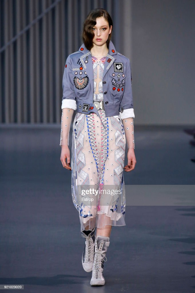 Temperley London - Runway - LFW February 2018