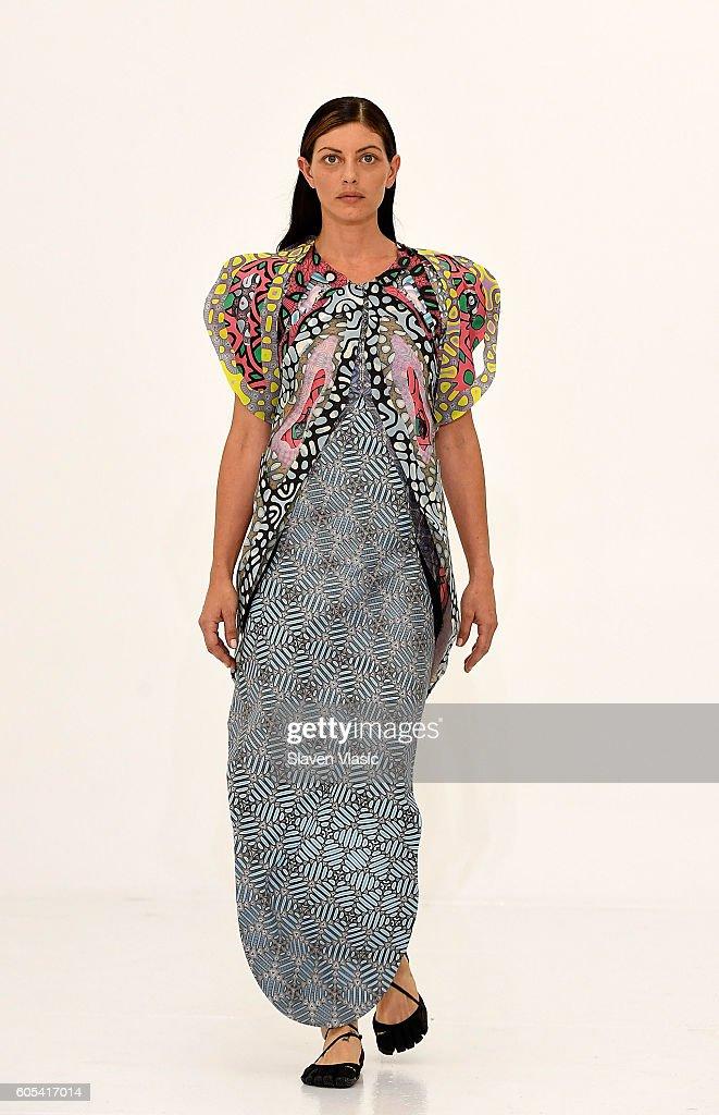 NY: Threeasfour - Runway- September 2016 - New York Fashion Week