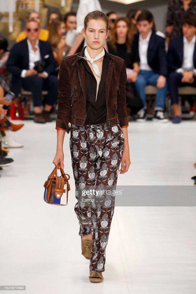 Tod's - Runway - Milan Fashion Week Spring/Summer 2019 : Foto jornalística