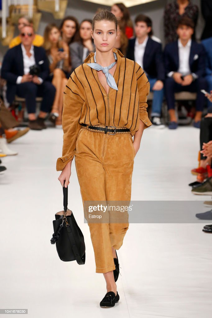Tod's - Runway - Milan Fashion Week Spring/Summer 2019 : ニュース写真