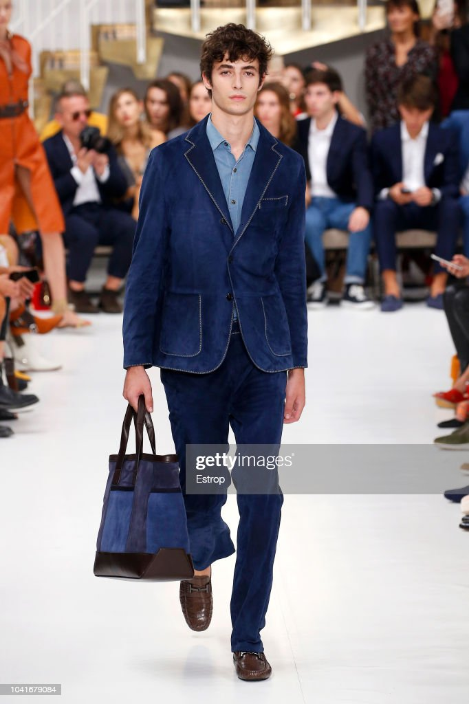 Tod's - Runway - Milan Fashion Week Spring/Summer 2019 : News Photo