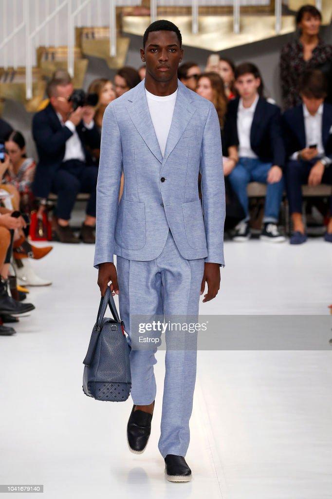 Tod's - Runway - Milan Fashion Week Spring/Summer 2019 : ニュース写真