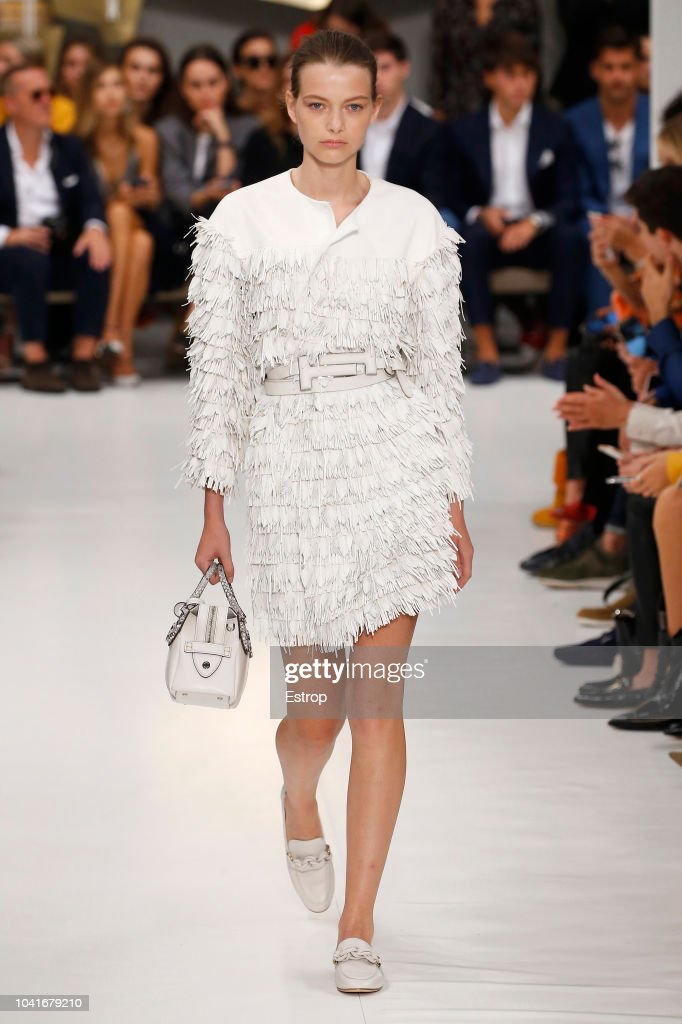 Tod's - Runway - Milan Fashion Week Spring/Summer 2019 : Fotografia de notícias