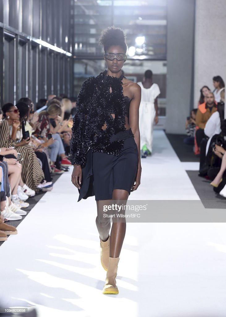TOGA - Runway - LFW September 2018 : ニュース写真