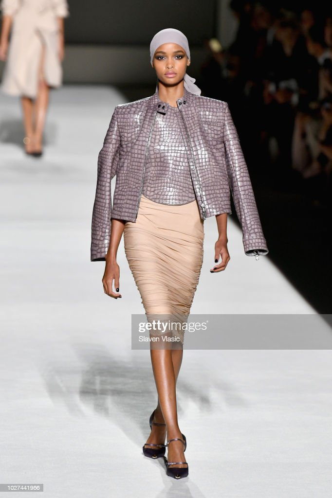 Tom Ford - Runway - September 2018 - New York Fashion Week : ニュース写真