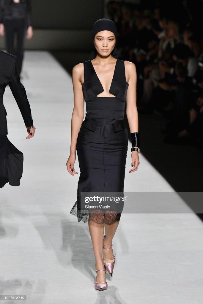 Tom Ford - Runway - September 2018 - New York Fashion Week : ニュース写真
