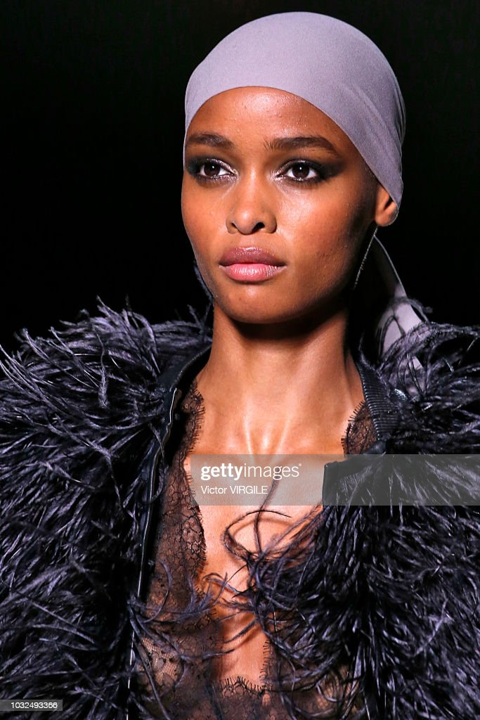 Tom Ford - Runway - September 2018 - New York Fashion Week : Nachrichtenfoto