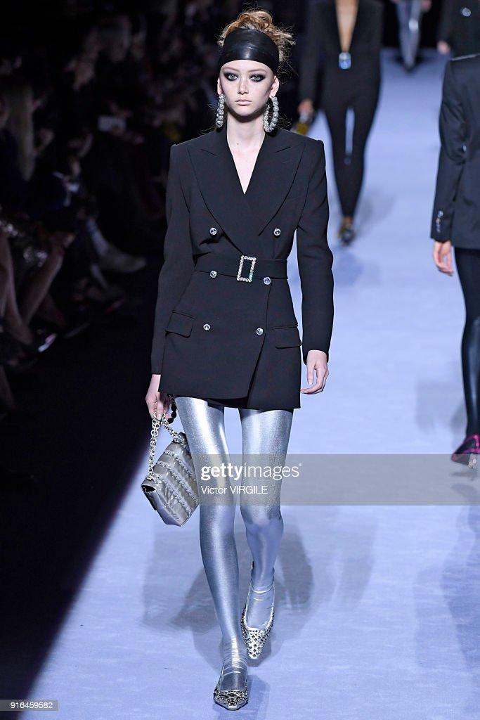 Tom Ford - Runway - February 2018 - New York Fashion Week : News Photo