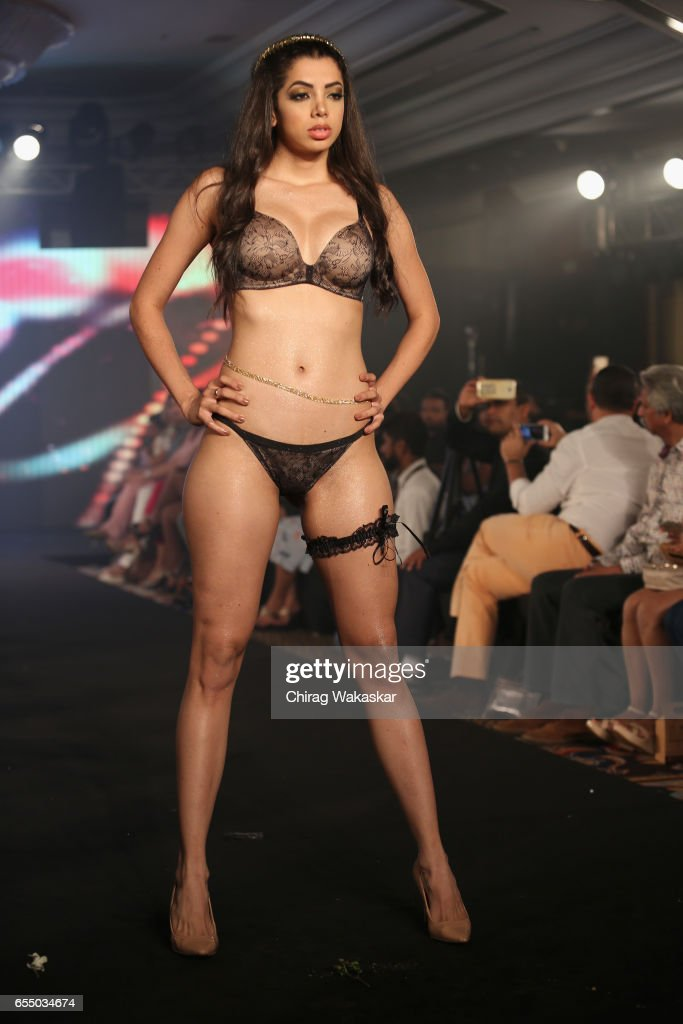 India Intimate Fashion Week 2017 : Fotografía de noticias