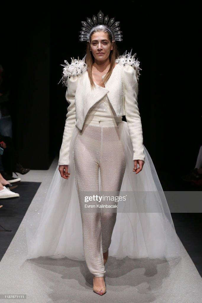 TUR: Tuba Ergin - Runway - Mercedes-Benz Fashion Week Istanbul - March 2019