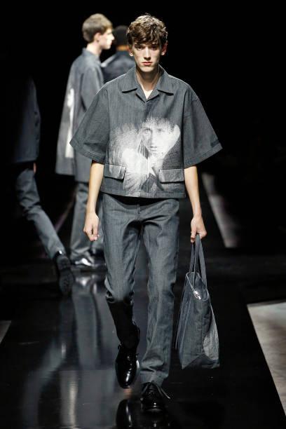 FRA: Undercover : Runway - Paris Fashion Week - Menswear Spring/Summer 2020
