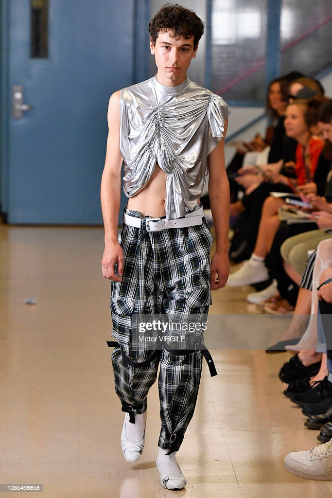 Vaquera - Runway - September 2018 - New York Fashion Week : ニュース写真