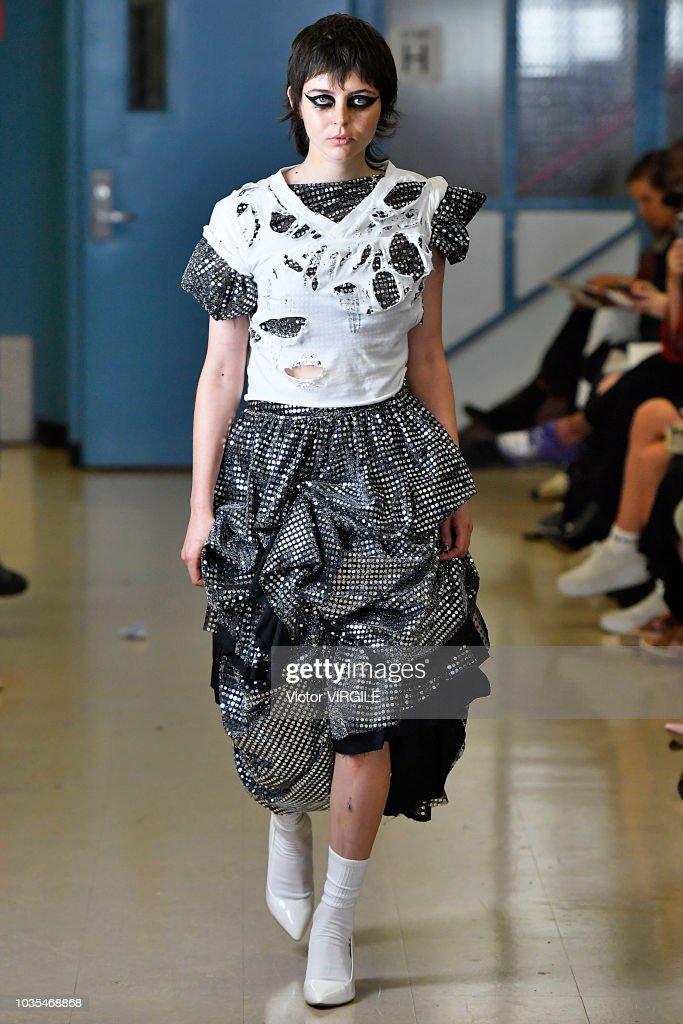 Vaquera - Runway - September 2018 - New York Fashion Week : ニュース写真