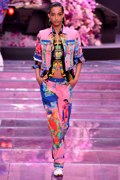 ITA: Versace - Runway - Milan Men's Fashion Week Spring/Summer 2020