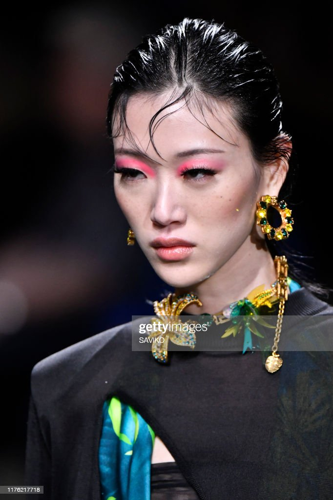 Versace - Details - Milan Fashion Week Spring/Summer 2020 : News Photo