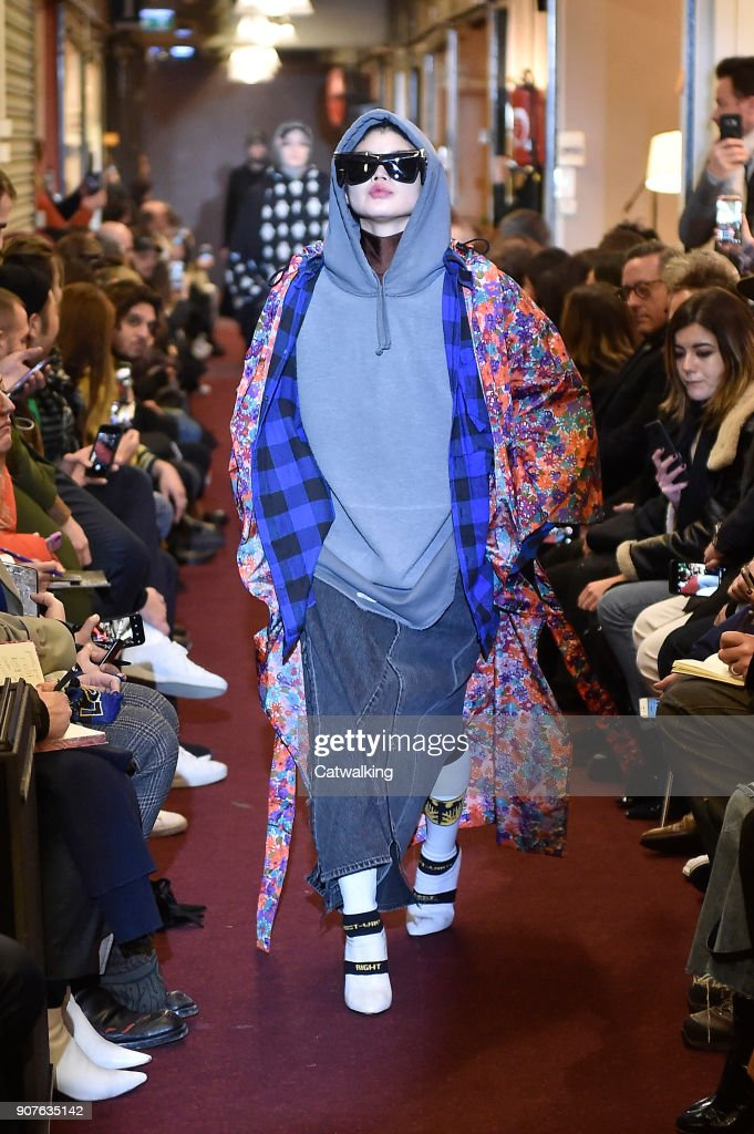 Vetements - Mens Fall 2018 Runway - Paris Menswear Fashion Week