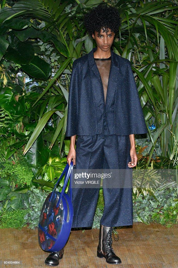Vionnet - Runway - Milan Fashion Week Fall/Winter 2018/19 : ニュース写真