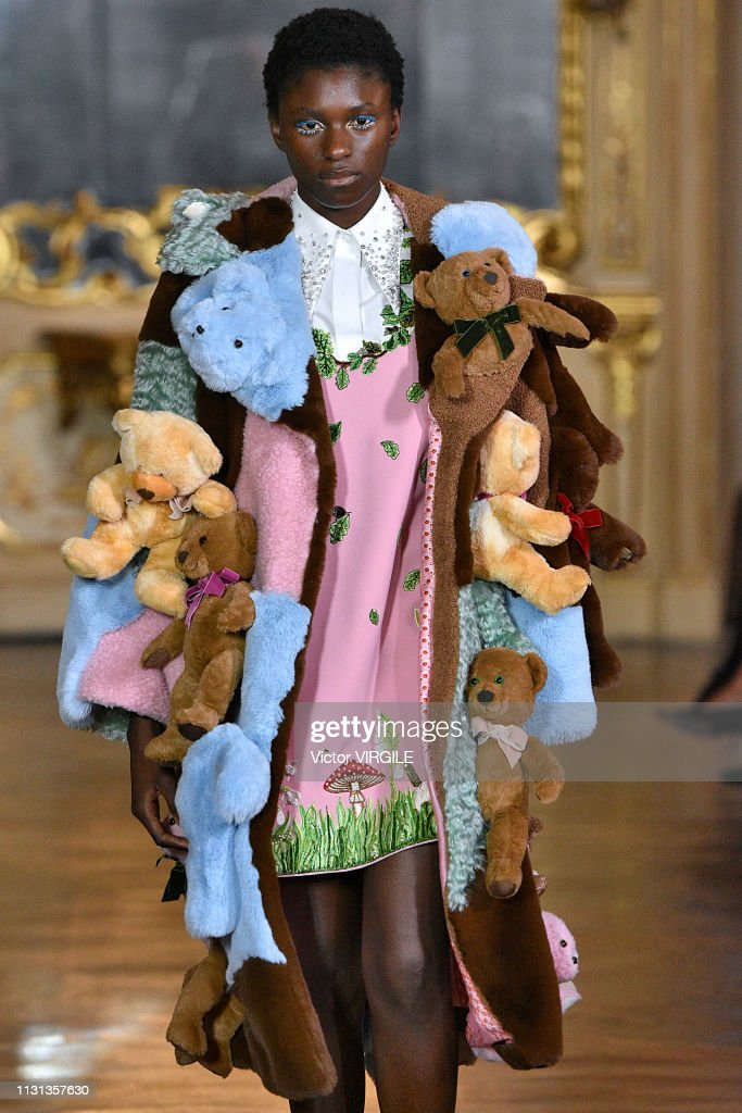 Vivetta - Runway - Milan Fashion Week Autumn/Winter 2019/20 : News Photo