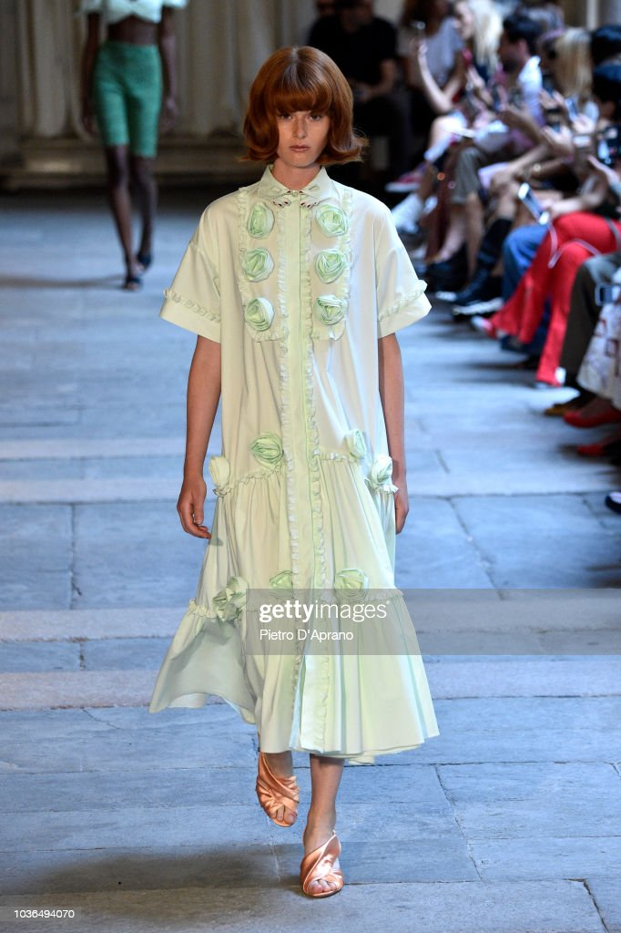 Vivetta - Runway - Milan Fashion Week Spring/Summer 2019 : ニュース写真