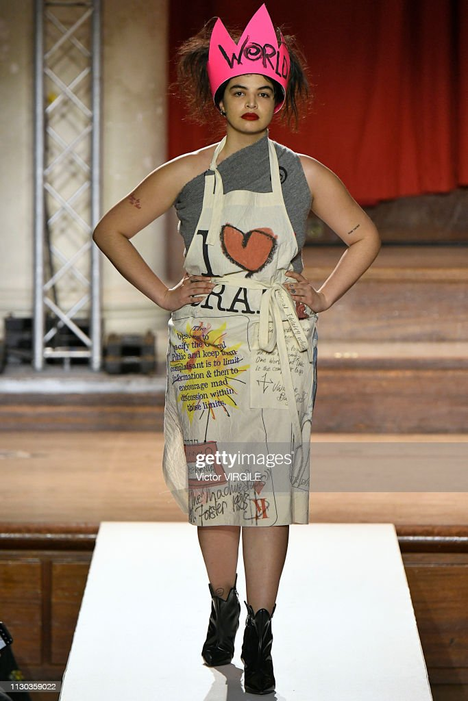 Vivienne Westwood - Runway - LFW February 2019 : News Photo