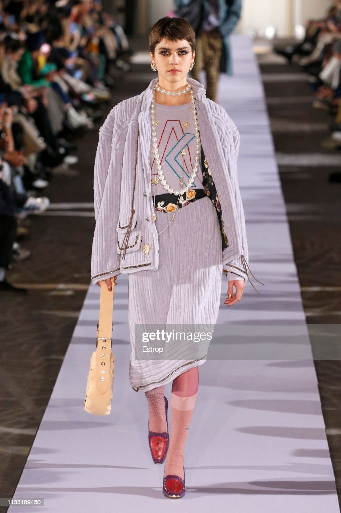 model-walks-the-runway-at-the-vivienne-westwood-show-at-paris-fashion-picture-id1133189450