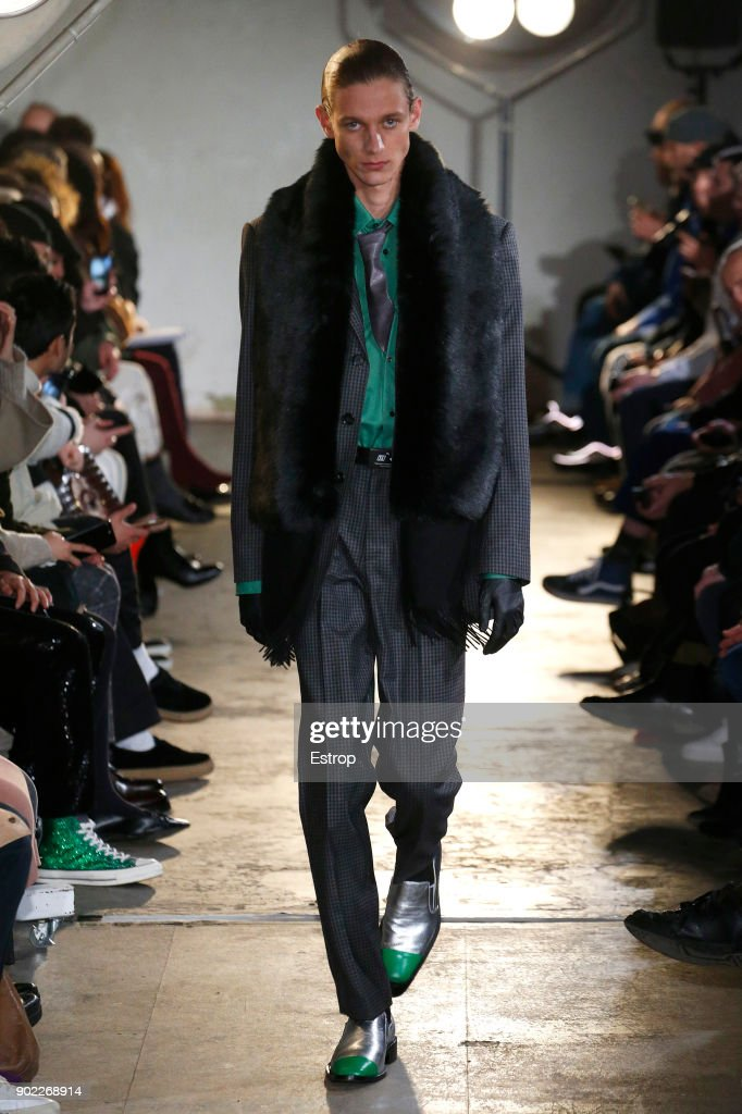 Xander Zhou - Runway - LFWM January 2018 : ニュース写真