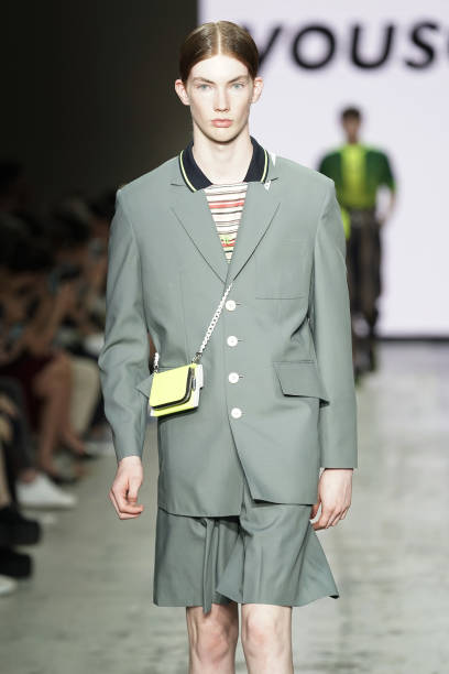 ITA: Youser - Runway - Milan Men's Fashion Week Spring/Summer 2020