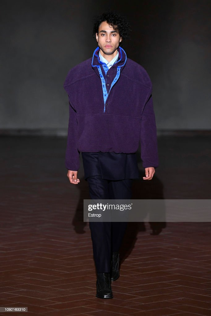 Y/Project Show - 95. Pitti Immagine Uomo : ニュース写真