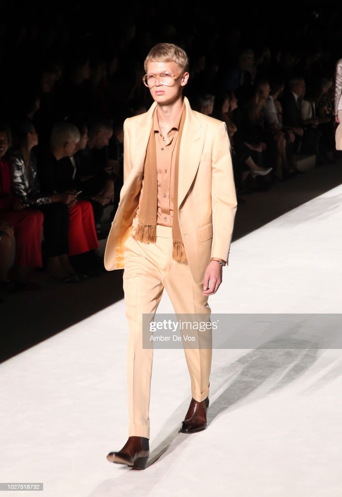 Tom Ford - September 2018 - New York Fashion Week : News Photo