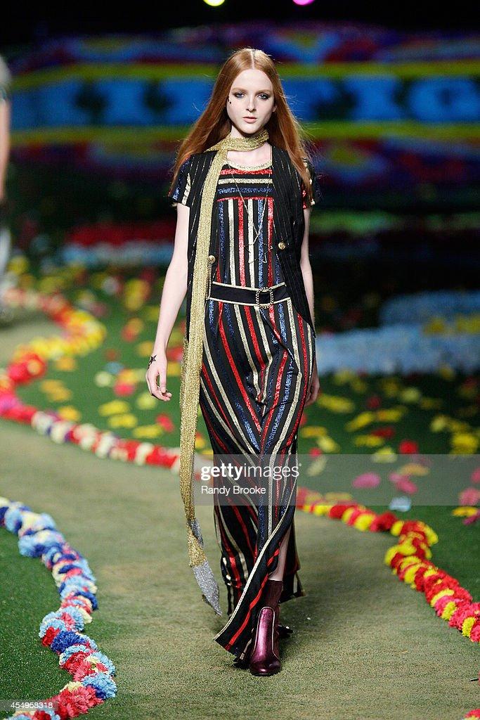 73fc1878fbda Tommy Hilfiger Women's - Runway - Mercedes-Benz Fashion Week Spring 2015 :  News Photo