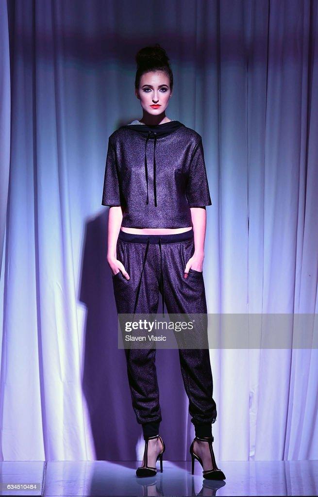 VALENTINNICOLE - Runway - February 2017 - New York Fashion Week : News Photo