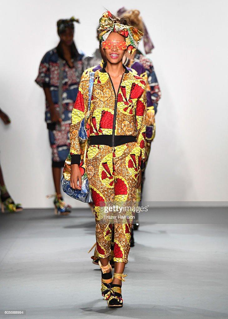 NY: Xuly Bet - Runway - September 2016 - New York Fashion Week: The Shows