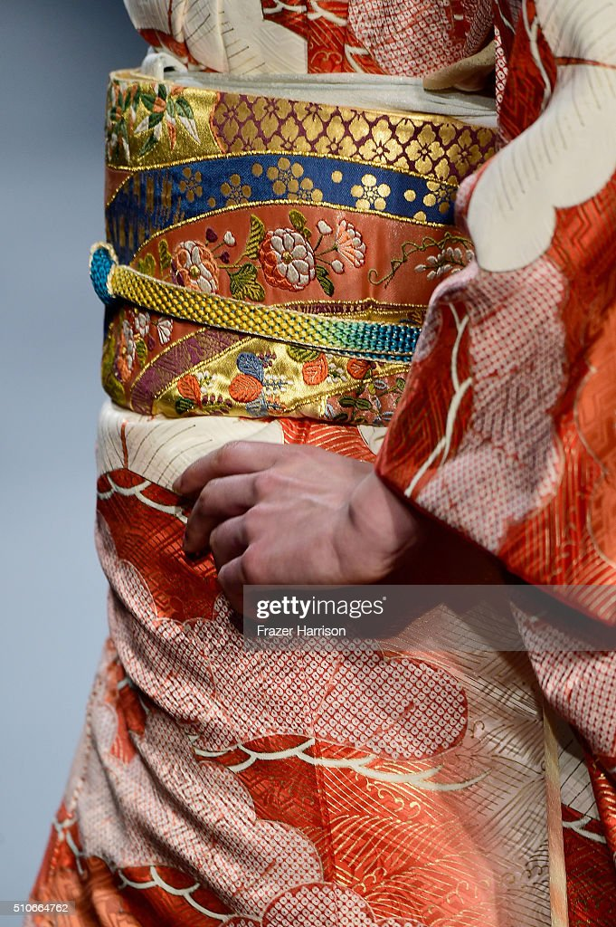 Hiromi Asai - Runway - Fall 2016 New York Fashion Week: The Shows : News Photo