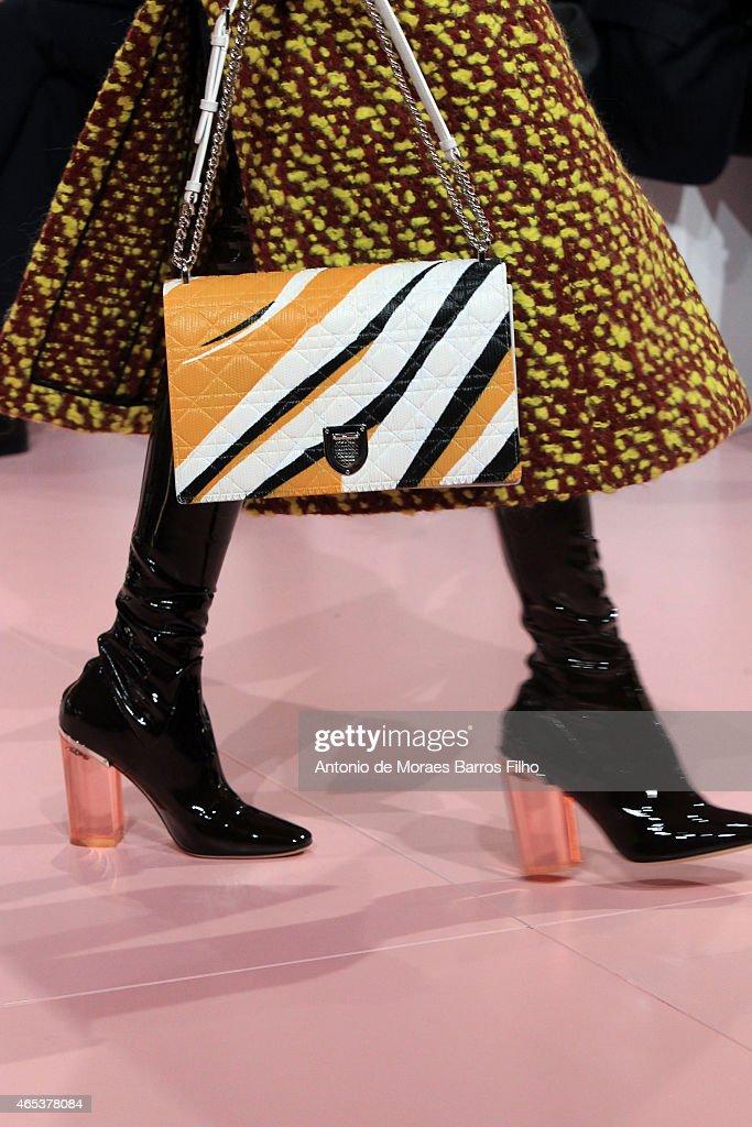 Christian Dior : Runway - Paris Fashion Week Womenswear Fall/Winter 2015/2016 : News Photo