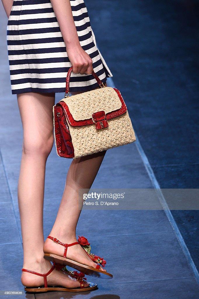 Dolce & Gabbana - Runway - Milan Fashion Week SS16 : News Photo