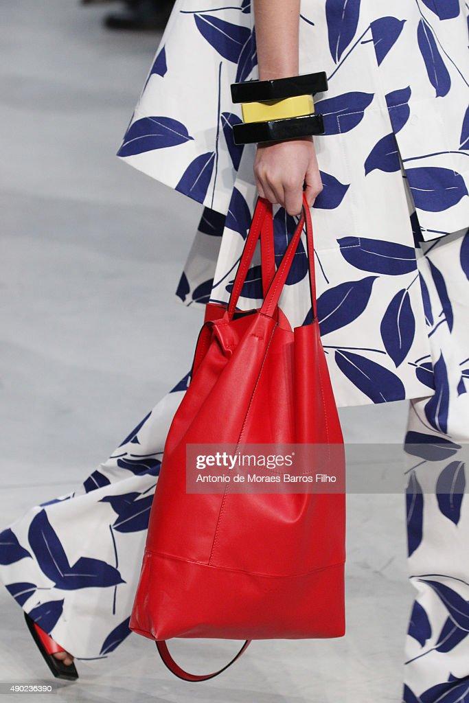 Marni - Runway - Milan Fashion Week SS16 : News Photo