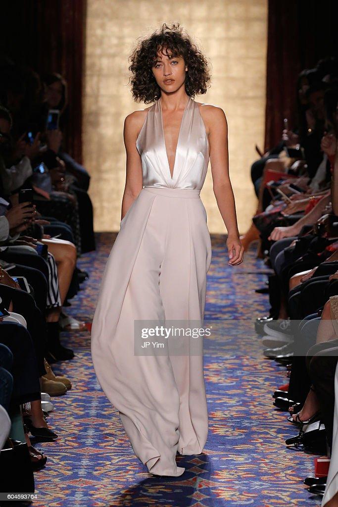 NY: Brandon Maxwell - Runway - September 2016 - New York Fashion Week