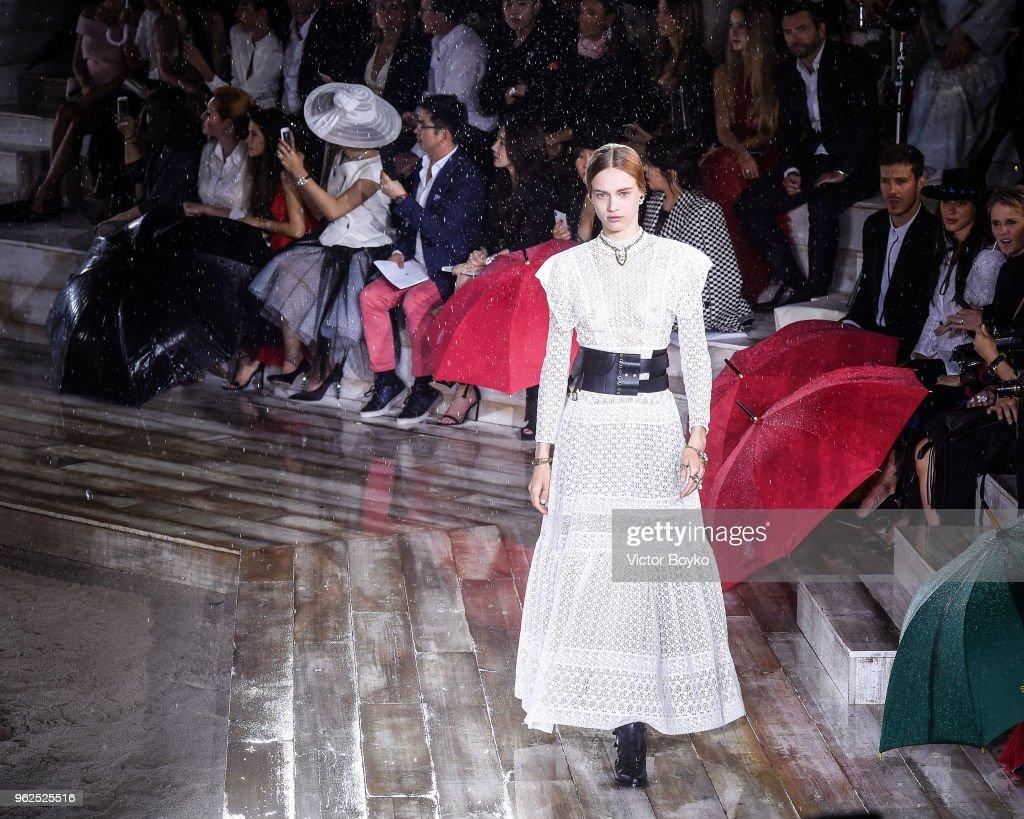 2019 year lifestyle- Dior christian cruise brooklyn in new york