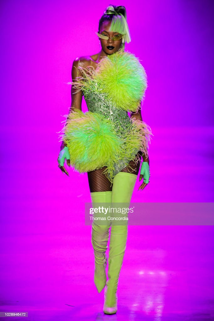 Disney Villains x The Blonds - Runway - September 2018 - New York Fashion Week: The Shows : News Photo