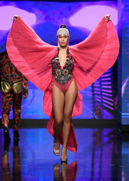 CA: Kenneth Barlis At Los Angeles Fashion Week Powered By Art Hearts Fashion