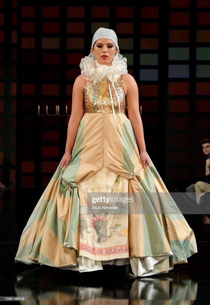 Lulu Et Gigi At New York Fashion Week Powered By Art Hearts Fashion NYFW 2020 : News Photo