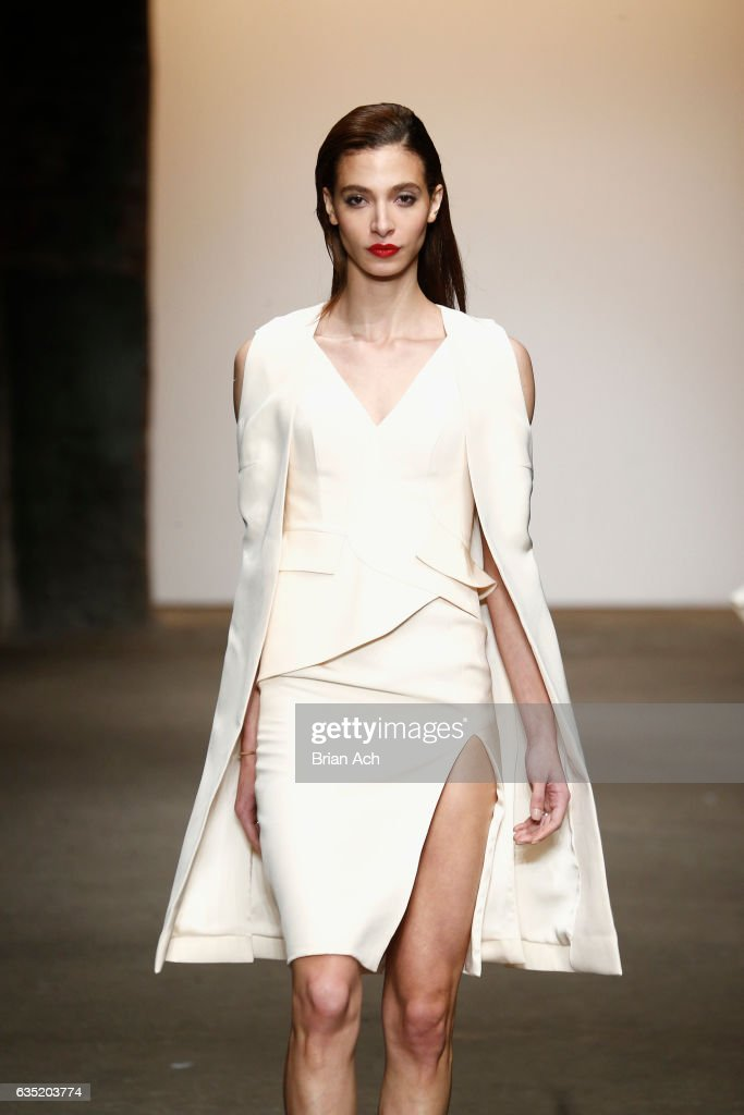 Nolcha Shows Runway New York Fashion Week Fall Winter 2017 Son Collection : News Photo