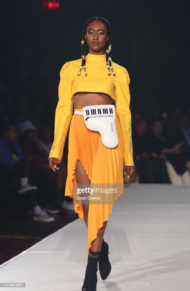Pyer Moss - September 2019 - New York Fashion Week : News Photo