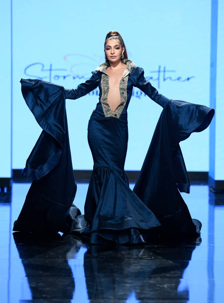 CA: StormyWeather Designs At Los Angeles Fashion Week Powered By Art Hearts Fashion