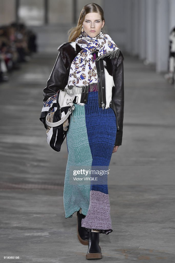 3.1 Phillip Lim - Runway - February 2018 - New York Fashion Week : ニュース写真