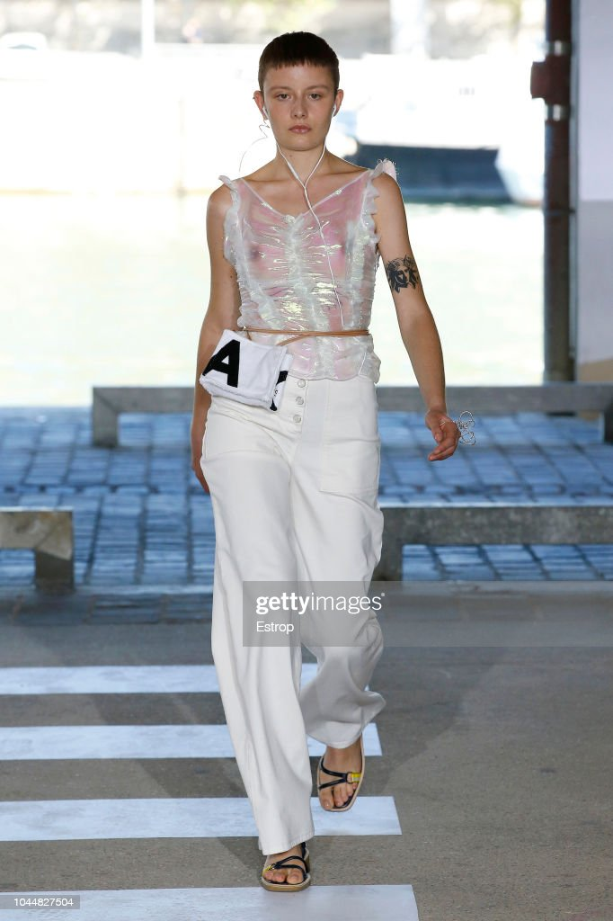 Aalto : Runway - Paris Fashion Week Womenswear Spring/Summer 2019
