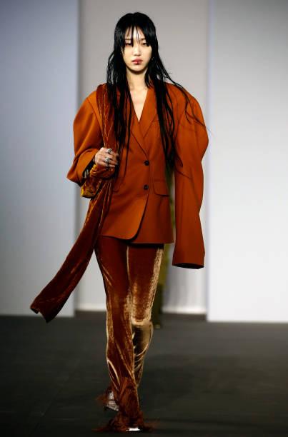 FRA: Acne Studios : Runway - Women's F/W 2020-2021 Paris Fashion Week