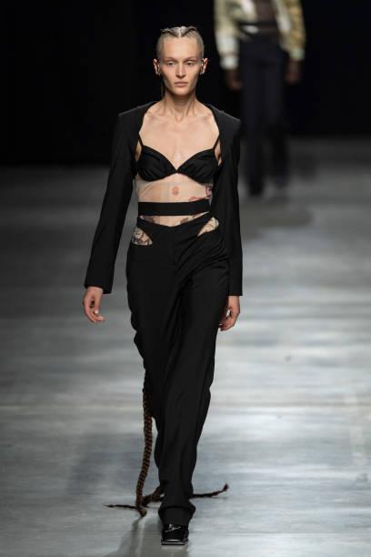 ITA: Act N1 - Runway - Milan Fashion Week - Spring / Summer 2022