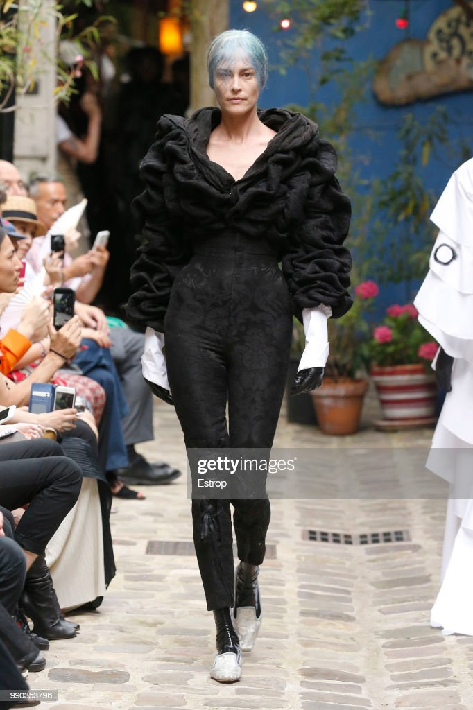 model-walks-the-runway-during-the-aganovich-haute-couture-fall-winter-picture-id990353796