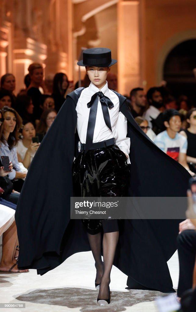 FRA: Alexandre Vauthier : Runway - Paris Fashion Week - Haute Couture Fall Winter 2018/2019